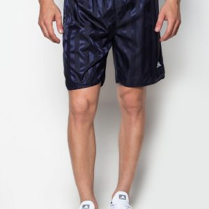 BLOCK STRIP SHORTS