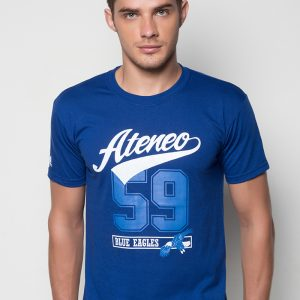 ATENEO #59 GRAPHIC T-SHIRT