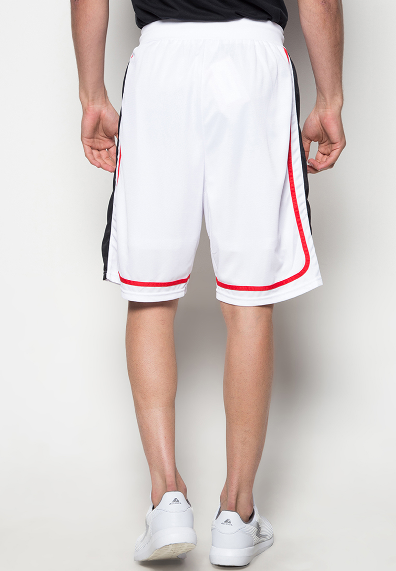 PBA ALASKA JERSEY SHORTS – HOME | Accel Sports