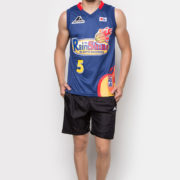 PBA RAIN OR SHINE JERSEY NORWOOD 5 - AWAY