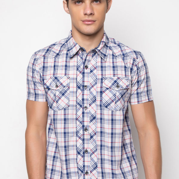 CHECKERED 1 POLO SHIRT
