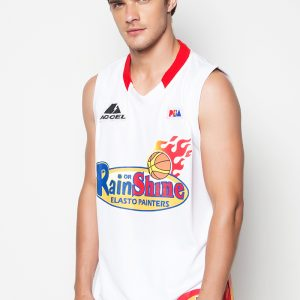 PBA RAIN OR SHINE JERSEY GENERIC - HOME