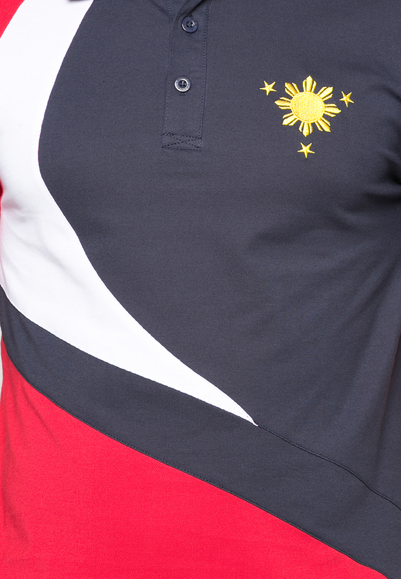 MY PHILIPPINE COLORS POLO SHIRT | Accel Sports