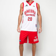 PBA GINEBRA JERSEY SHORTS - AWAY