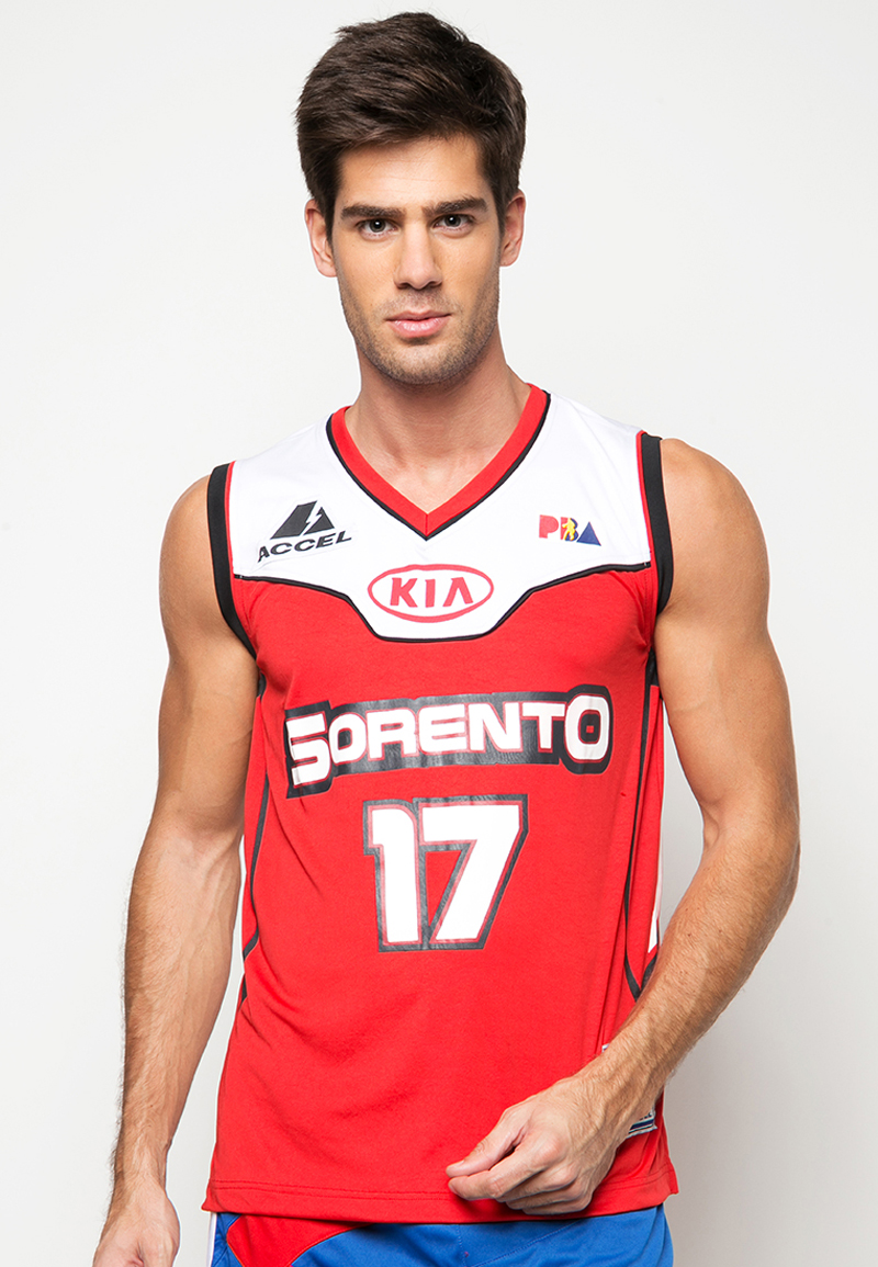 PBA KIA JERSEY PACQUIAO 17 – AWAY | Accel Sports