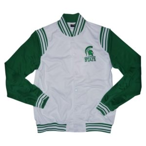 MICHIGAN MEN'S ICONIC VARSITY JACKET