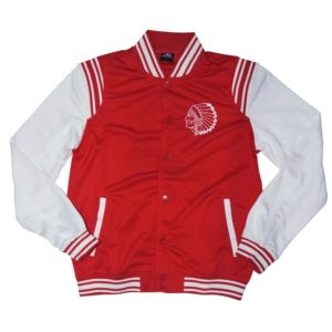 CHIEF MEN'S ICONIC VARSITY JACKET