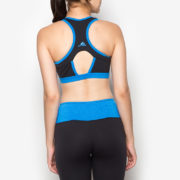 KASS PRINTED SPORTS BRA