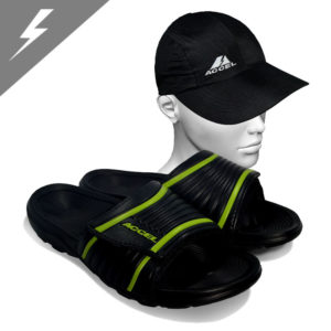 MIRAGE 2 SPORTS SANDALS AND SPORTS CAP