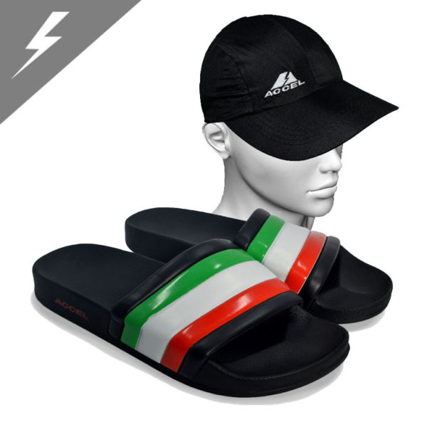 DOMAIN SPORTS SANDALS AND SPORTS CAP