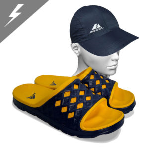 DAZZLER SPORTS SANDALS AND SPORTS CAP