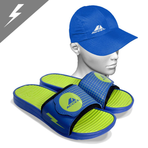 BATANES SPORTS SANDALS AND SPORTS CAP